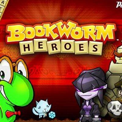 popcap games free  bookworm heroes