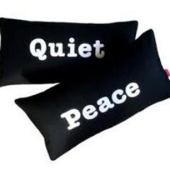 Peace & Quite Quotes