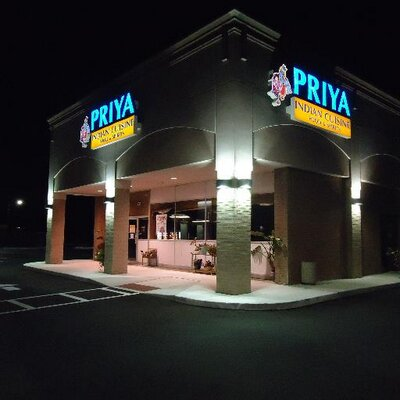 Priya Indian Restaurant Buffet