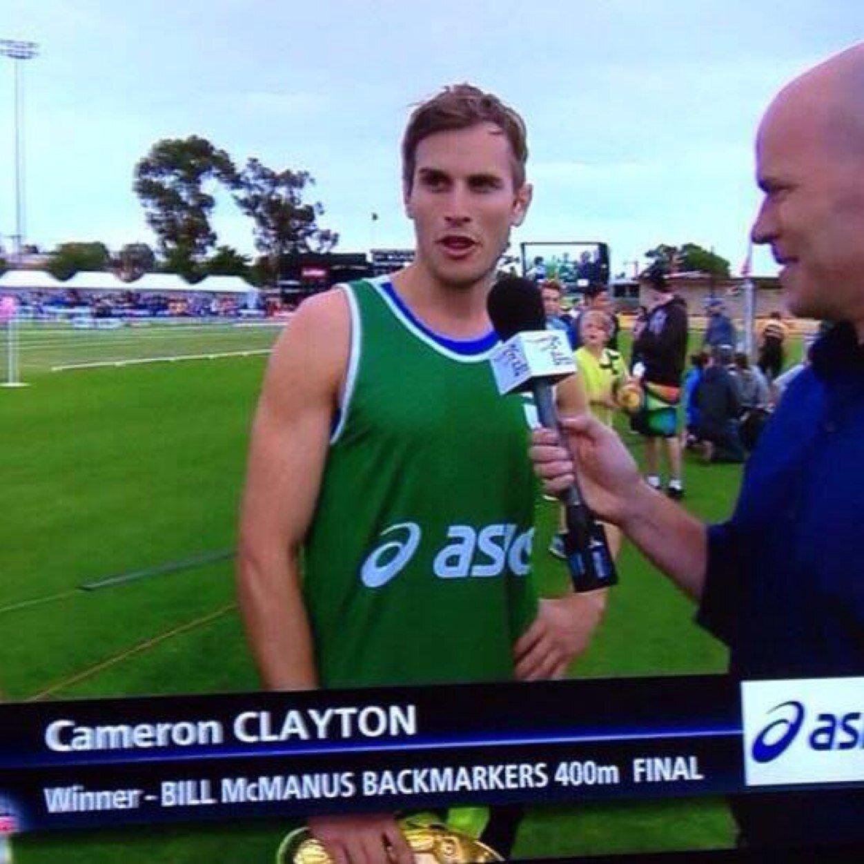 Cameron Clayton Cameron Clayton