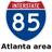 I-85 in ATL