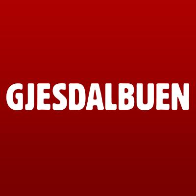 @Gjesdalbuen