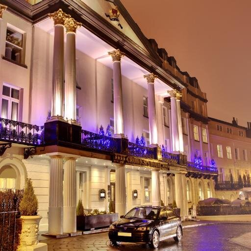 """Luxury Hotels In Scarborough: Crown Spa Hotel On Twitter: """"We Are A Finalist For The"""
