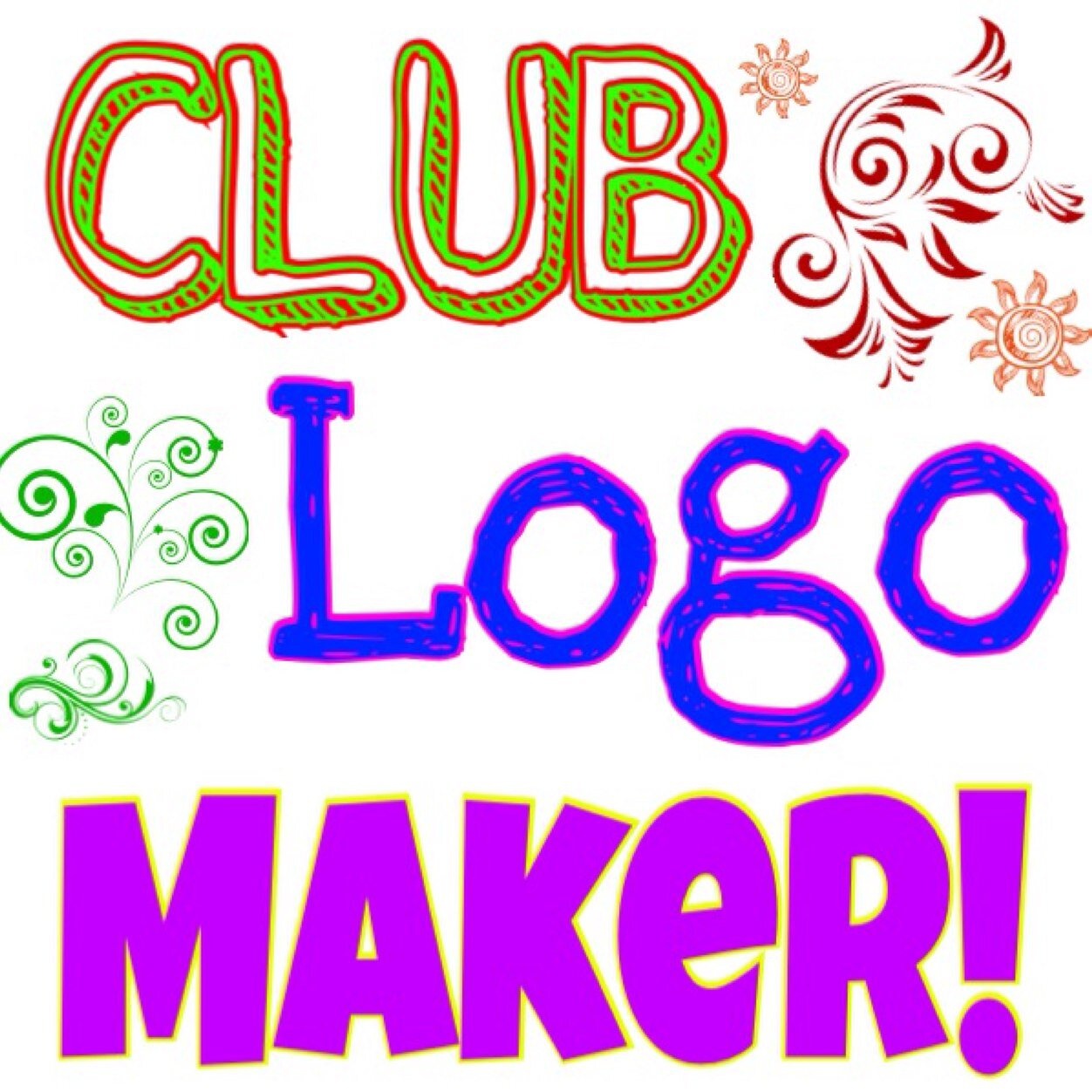 Club Logo Maker Club Logo Maker