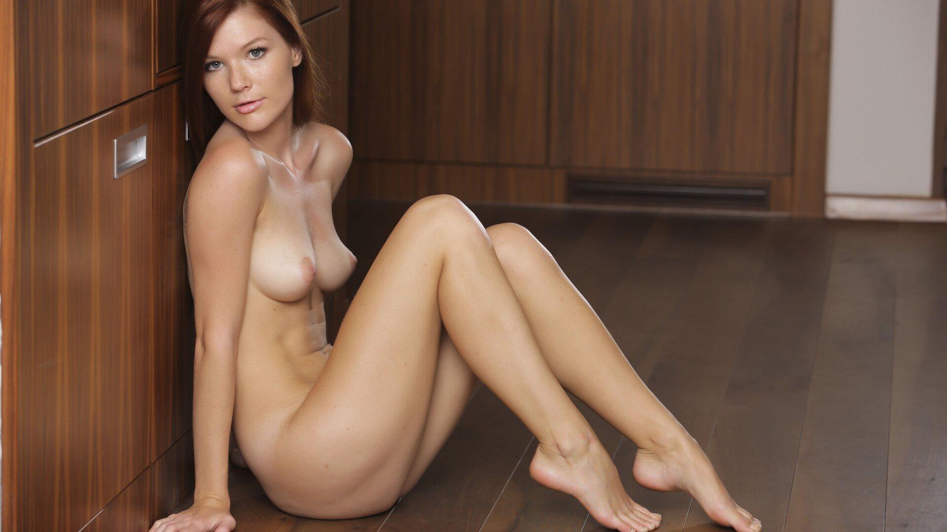красивые женские ноги голые - 7