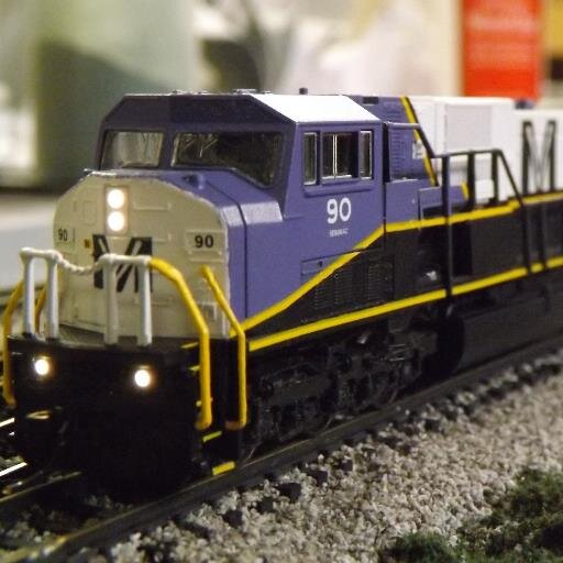 N Scale Custom Decals