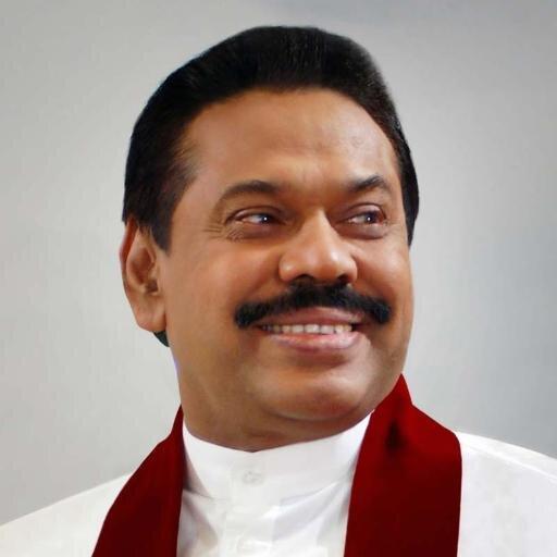 President Mahinda Rajapaksa visits landslide affected area