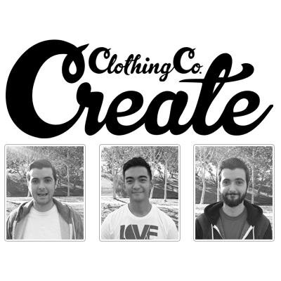 Create Clothing Co. | Social Profile