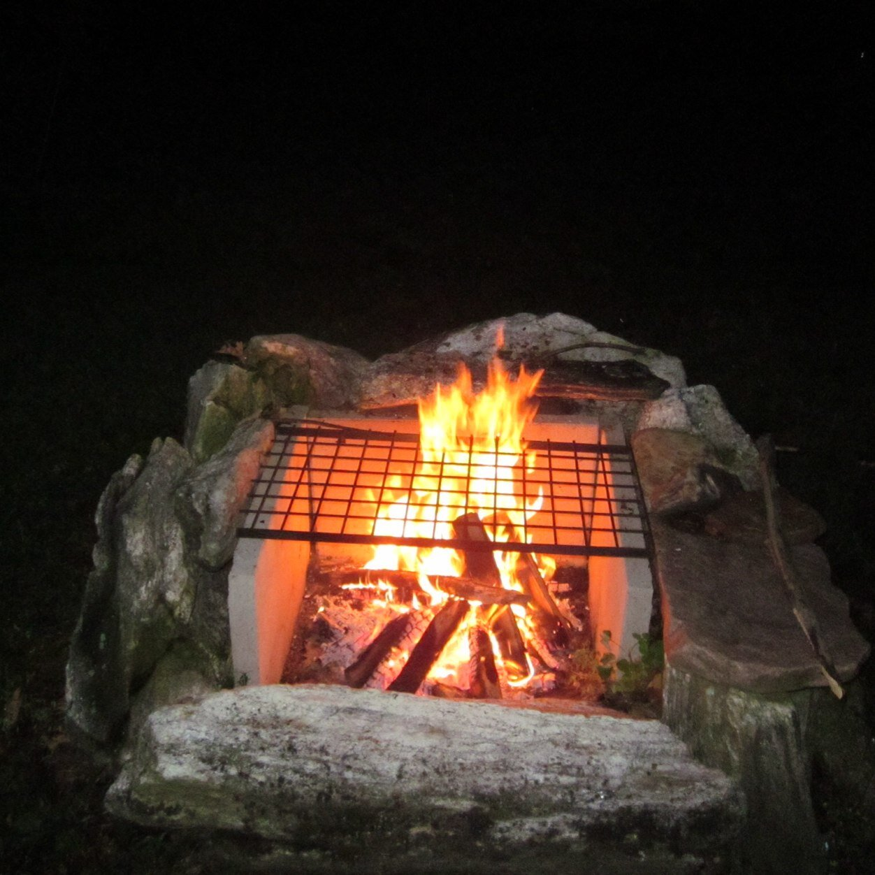 moore flames Randy