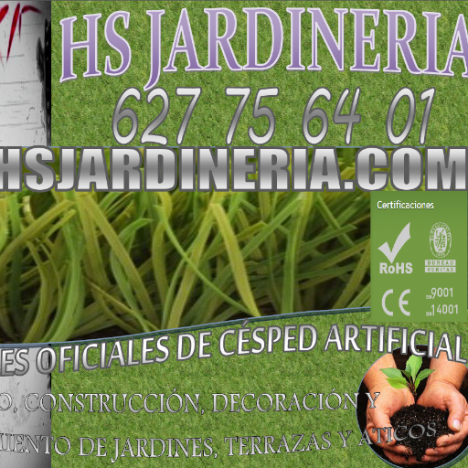 Hs Jardinería On Twitter Jardineros Zaragoza Césped