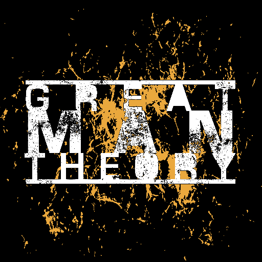 great man theory See great man theory tells that history most be based on the quality and nature of some great person there are certain merit and demerit behind it.