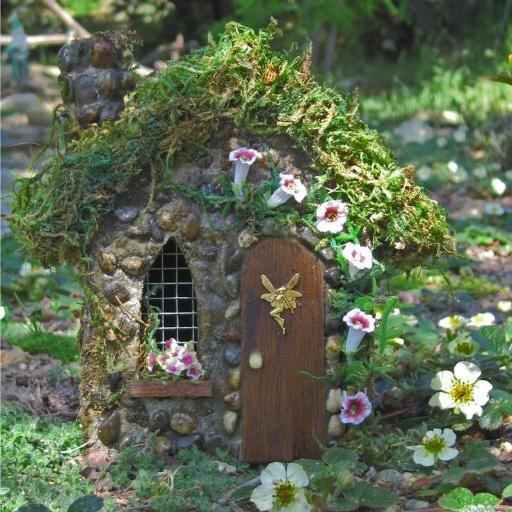 Edible Landscaping And Fairy Gardens: Enchanted Gardens (@fairygardens)