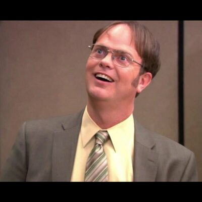 The Office Memories On Twitter 3am Dose Of Dwight This Is