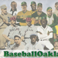 Baseball Oakland celebrates all things Oakland, especially the city's rich and colorful baseball history.