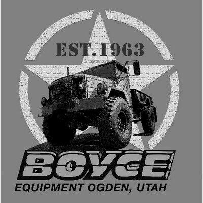 Boyce Equipment
