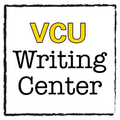 vcu writing center The university college enhances student engagement and success by seminar-style classes for first- and second-year students as part of the core curriculum at vcu.