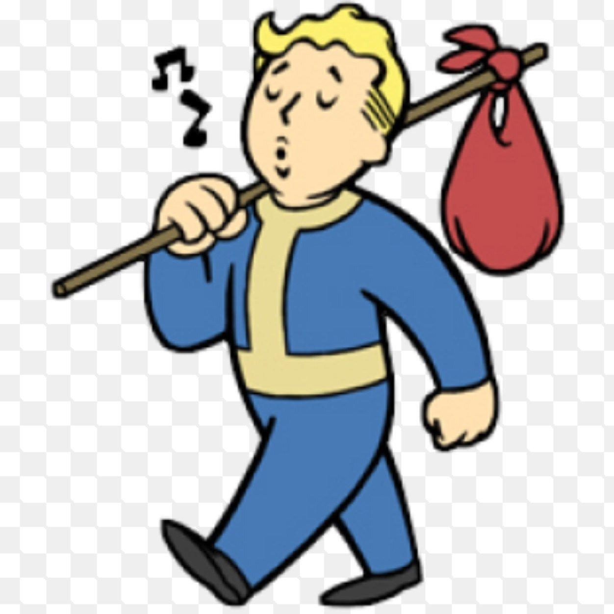 Boy Avatar: Fallout Flashbacks (@Falloutwastaken)