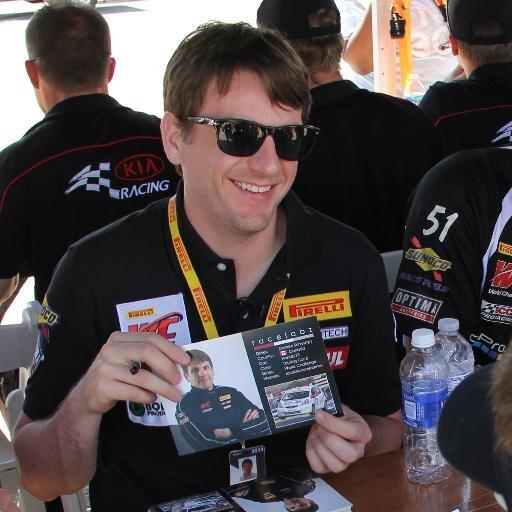 Damon surzyshyn racing ds twitter for Damon racing