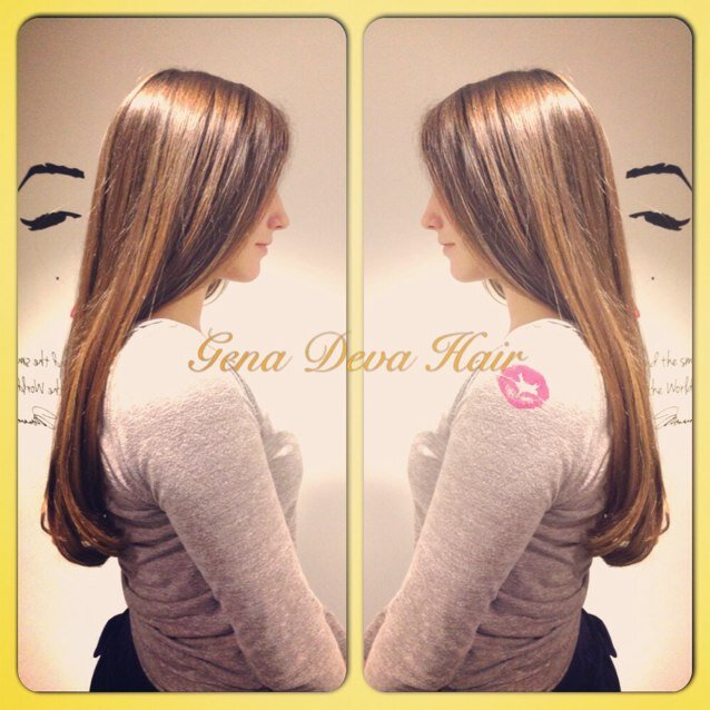 Gena Deva Hair On Twitter Our One On One Hair Extension Class