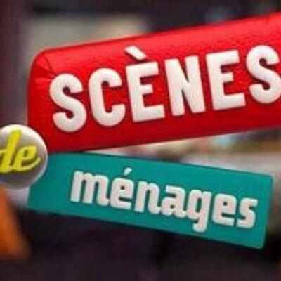 Sc ne de m nage scene de menage twitter - Actrice scene de menage ...