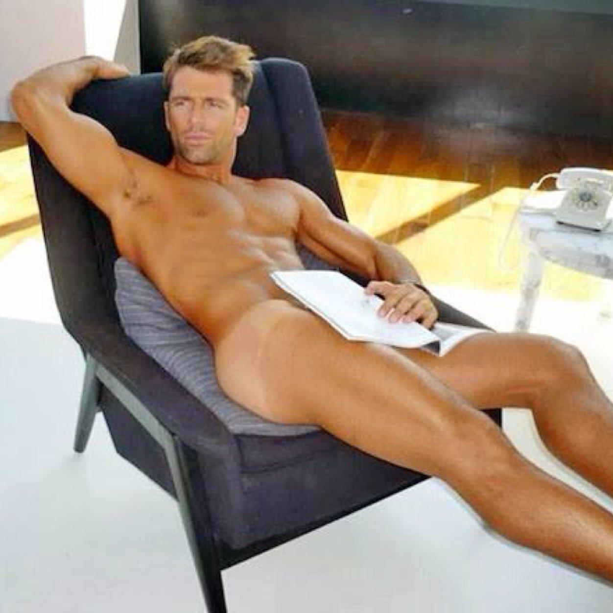 Fotos de modelos masculinos maduros