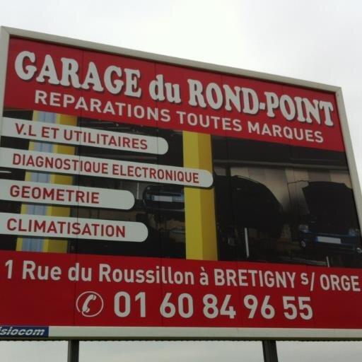 Garage Du Rond Point
