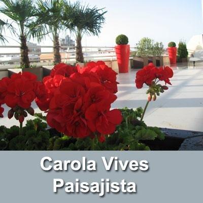 Paisajista carola v carolavives twitter for Jardineria paisajista