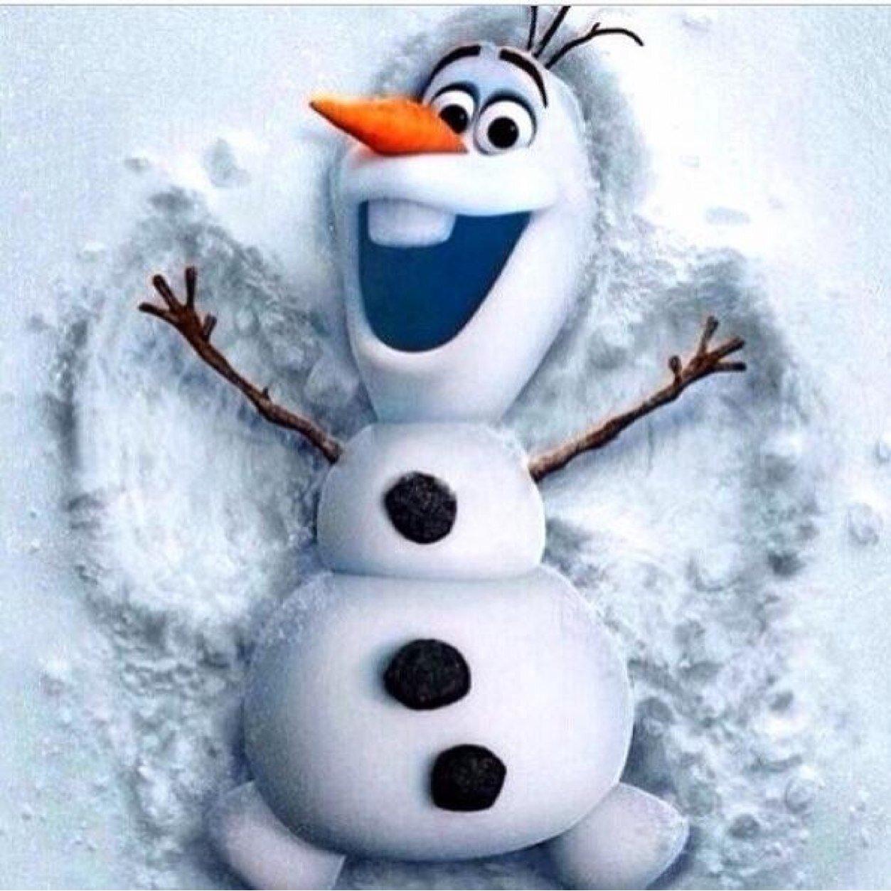 Twitter account suspended - Bonhomme de neige olaf ...
