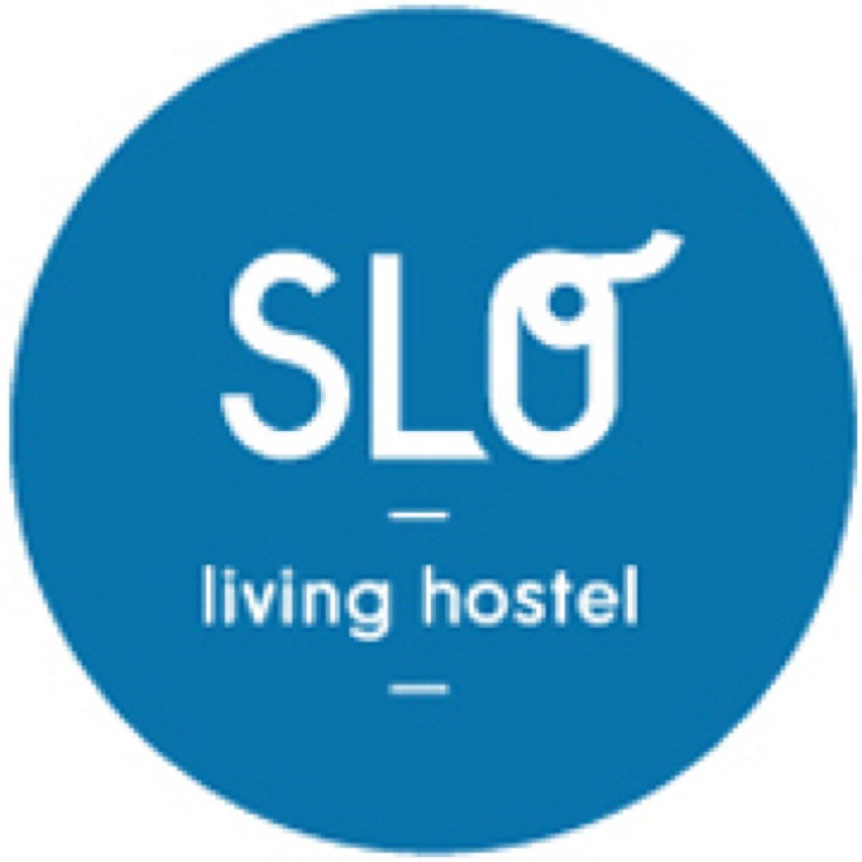 slo living hostel slohostel twitter. Black Bedroom Furniture Sets. Home Design Ideas