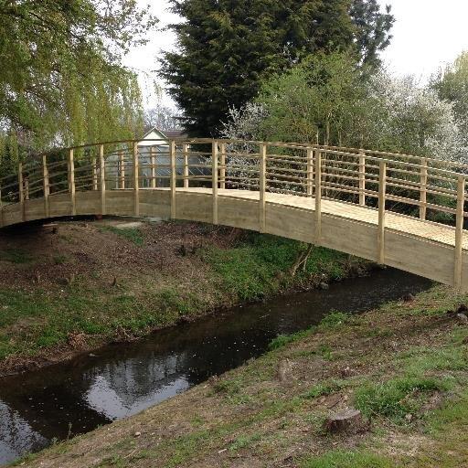 Exellent Garden Bridge Bridgecouk O Throughout Design