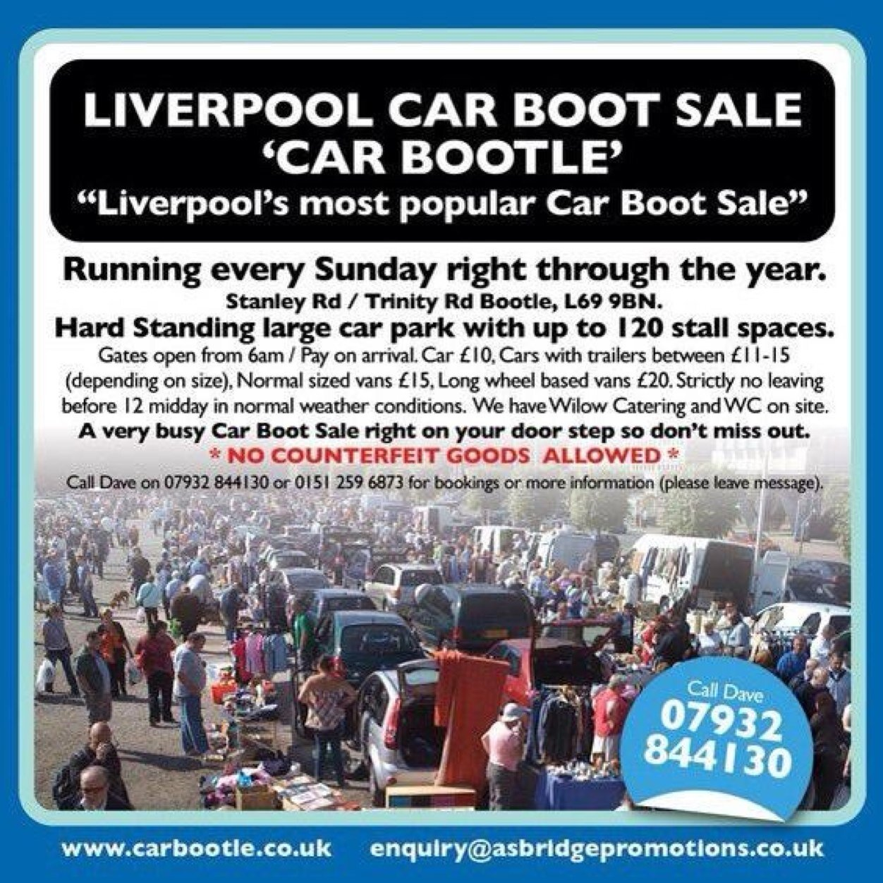 Bootle Car Boot Sale