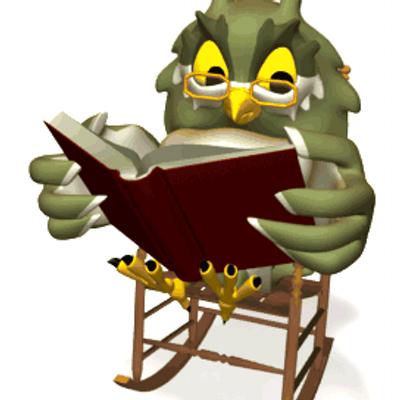 Голосовым, мудрая сова картинка анимация