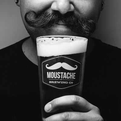 Moustache Brewing Co | Social Profile