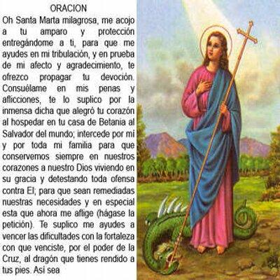 Santa Marta Virgen Virgsantamarta Twitter