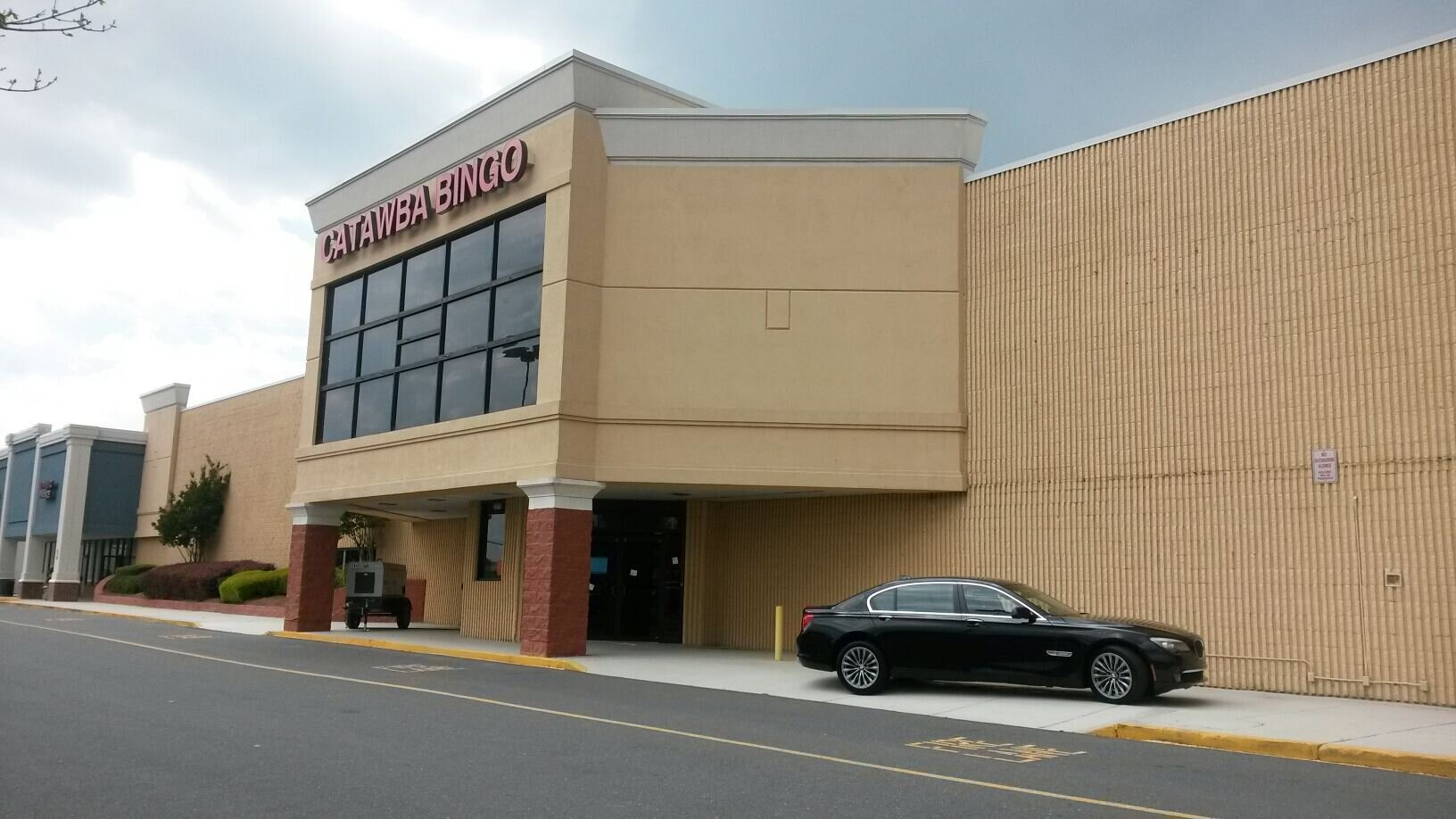 Image result for Catawba Bingo parlor in Rock Hill