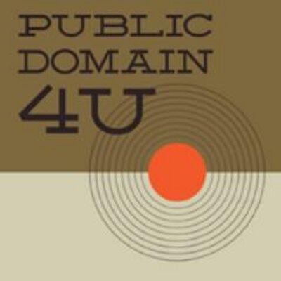 Public Domain 4U logo