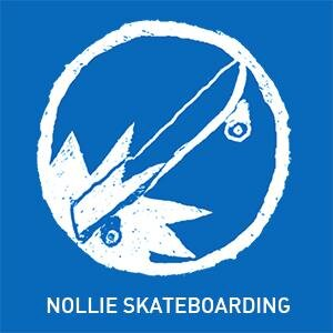 NOLLIE SKATEBOARDING