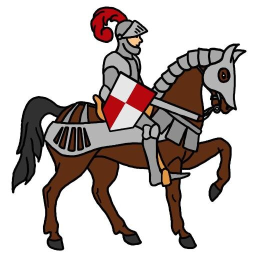 jcms knights   jcmsknights  twitter knight clipart images knight clip art black and white