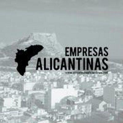 EMPRESAS ALICANTE (@EAlicantinas) | Twitter