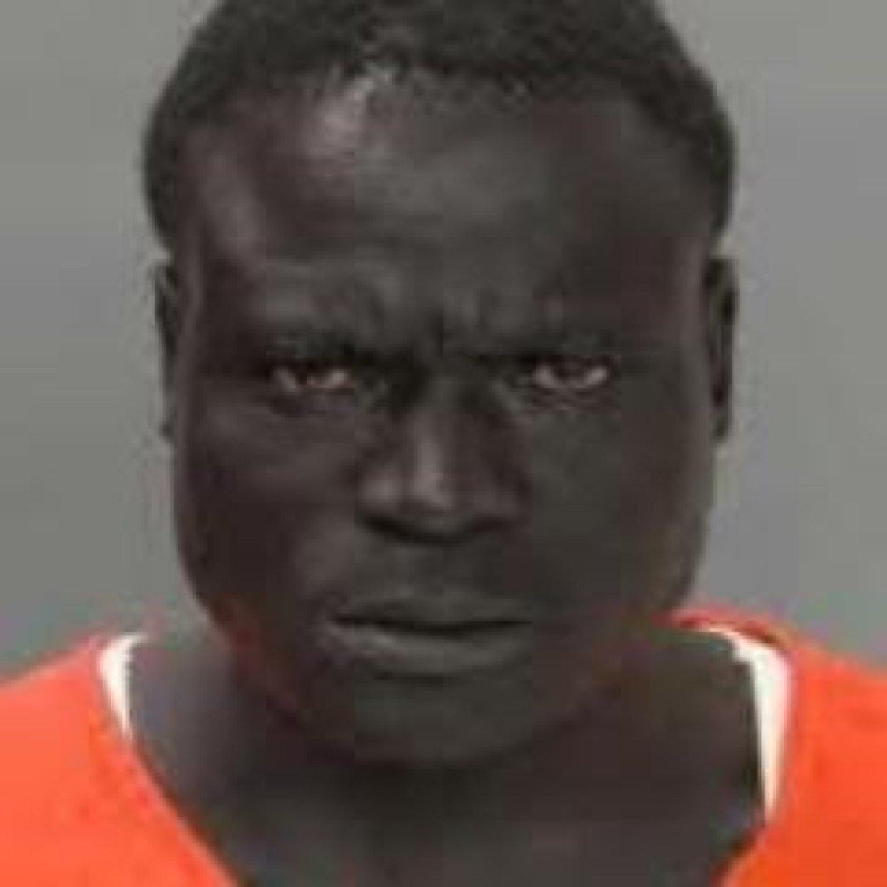 Scary Black Guy
