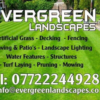 evergreen landscape info evergreenl twitter