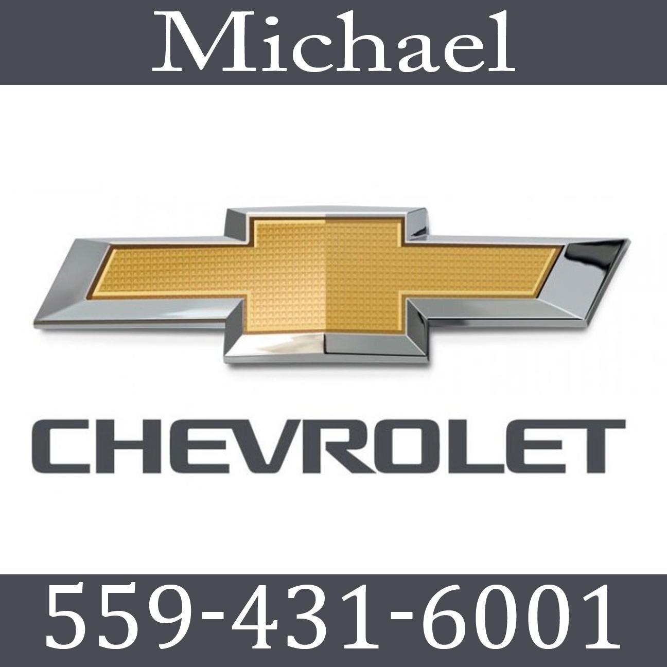 Michael Chevrolet Fresno >> Michael Chevrolet (@MichaelChevyCA) | Twitter