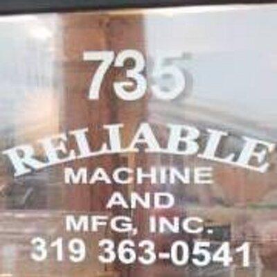 reliable machine