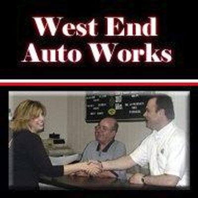 West End Auto >> West End Auto Works Weautoworks Twitter