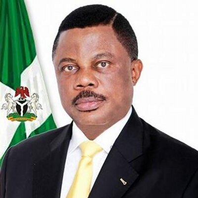 Governor Willie Obiano of Anambra state. Photo: Twitter