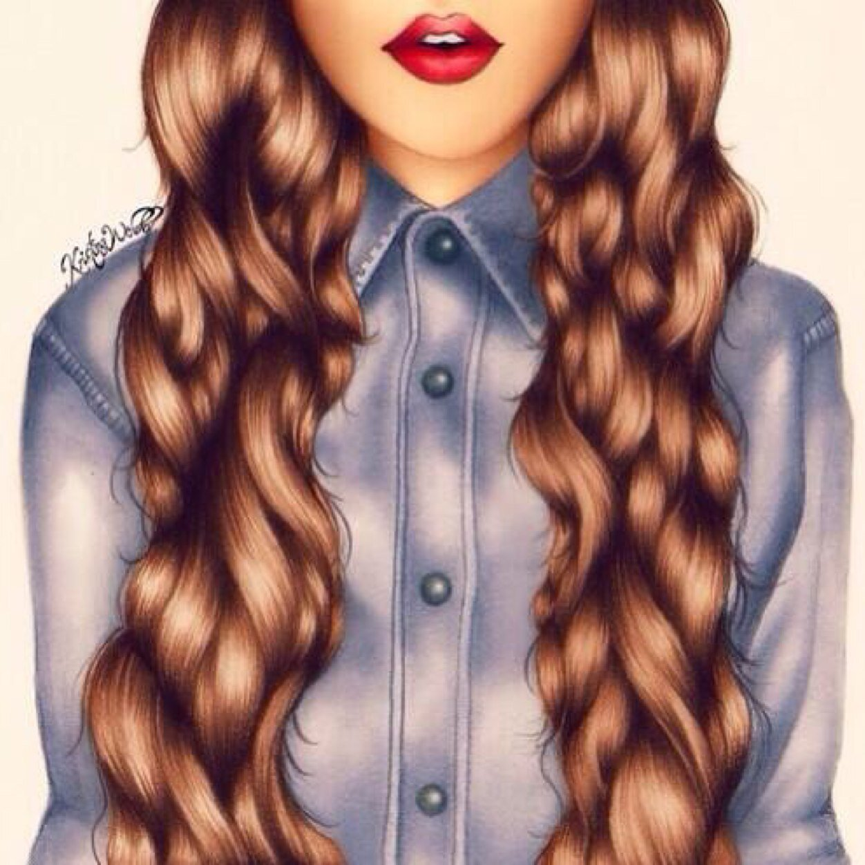 Hairstyles For Long Hair Drawing : Cute Hairstyles ? (@CuteHairstyIes) Twitter