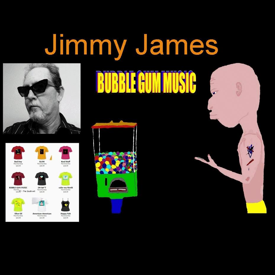 Jimmy James Art