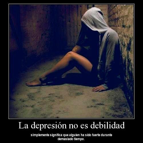 foto de Frases Para La Depresion