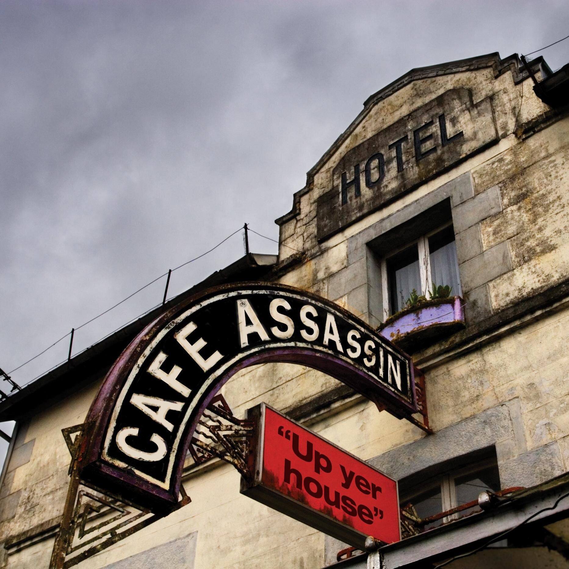 Praise for CAFE ASSASSIN