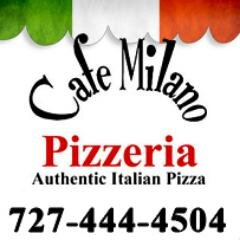 Cafe Milano Pizzeria Clearwater Fl